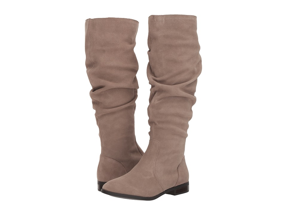 Steve Madden Beacon (Taupe Suede) Women