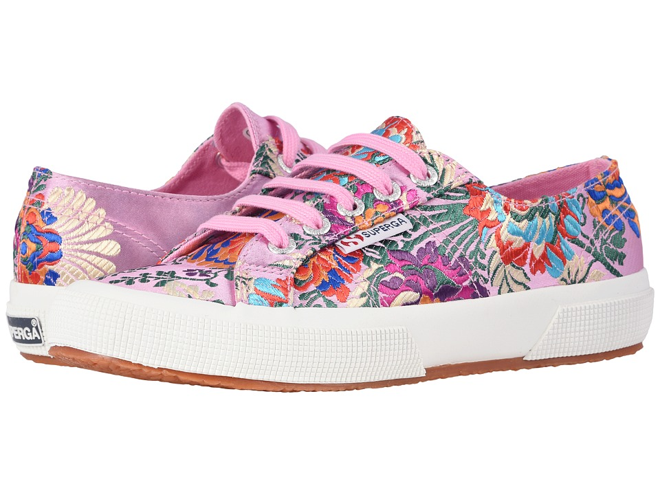 Superga - 2750 Korelaw Sneaker (Pink) Womens Lace up casual Shoes