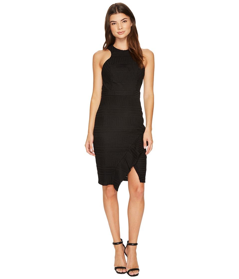 Adelyn Rae Bianca Sheath Dress (Black) Women