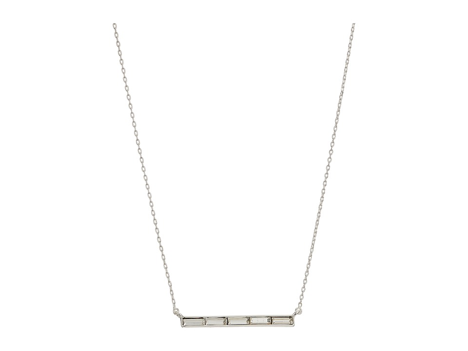 LAUREN Ralph Lauren - 16 Inches Baguette Bar Necklace