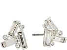 LAUREN Ralph Lauren Mixed Stone Cluster Post Earrings