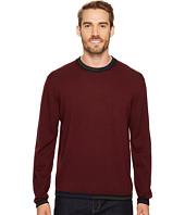 Robert Graham - Cooperstown Long Sleeve Sweater Crew Neck