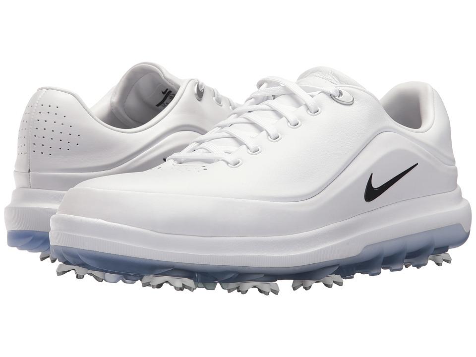 Nike Golf - Air Zoom Precision (White/Black/Volt/Metallic...