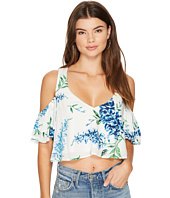 Show Me Your Mumu - Sadie Ruffle Crop Top