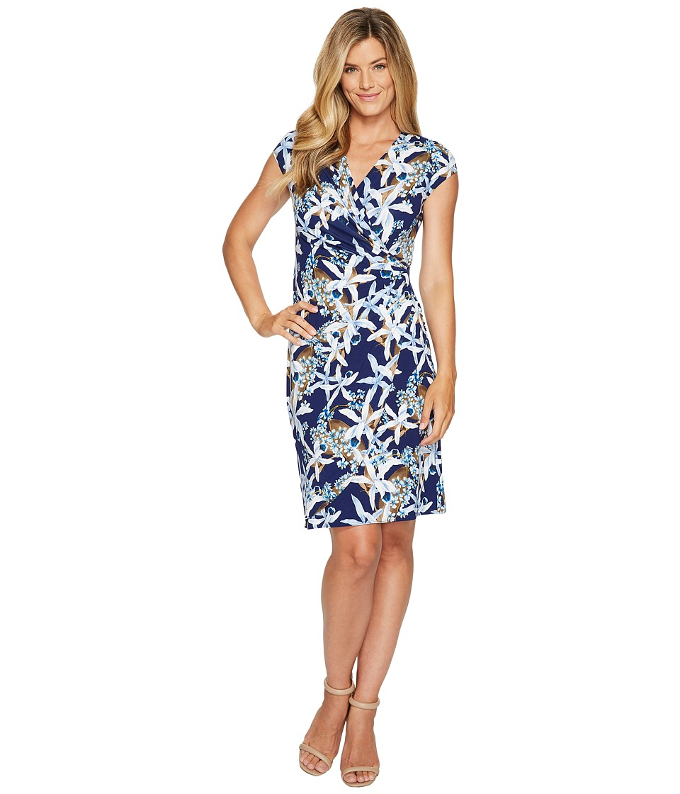 Tommy Bahama Orchid You Not Short Dress (Eclipse) Women