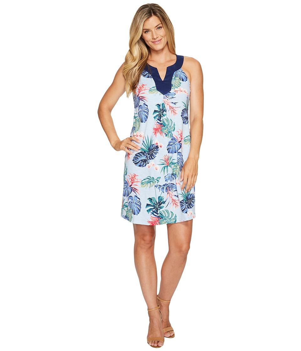 Tommy Bahama Bogart Blooms Short Dress (Fresh Air) Women