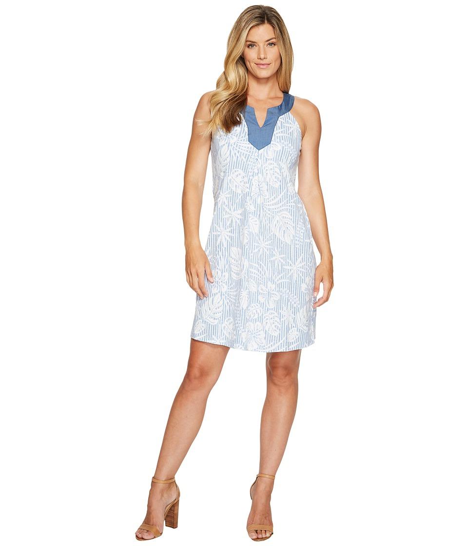 Tommy Bahama Monstera Mash Short Dress (Fresh Air) Women