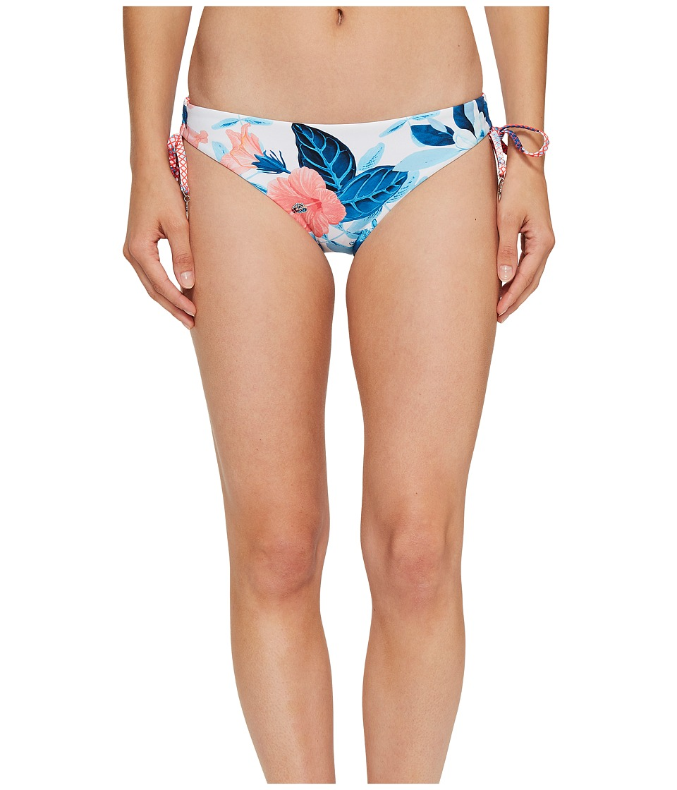 Seafolly Loop Tie Side Hipster (White) Women