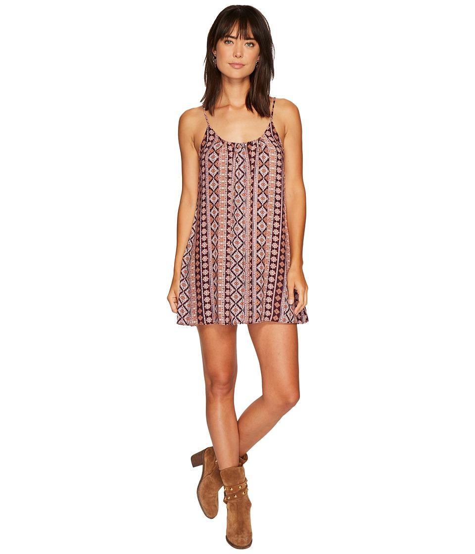 Show Me Your Mumu Trapeze Mini Dress (You