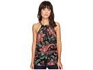Tommy Bahama Prince of Paisley Halter Top