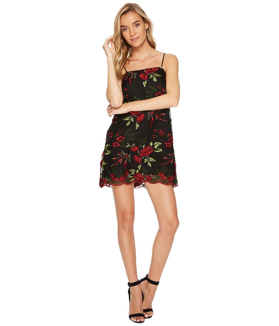Show Me Your Mumu Super Slip Dress (Risque Rose) Women