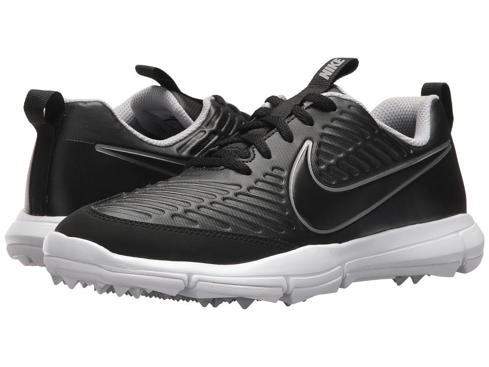 Nike Golf Explorer 2 (Black/Black/Metallic Cool Grey/Wolf Grey) Women's Shoes