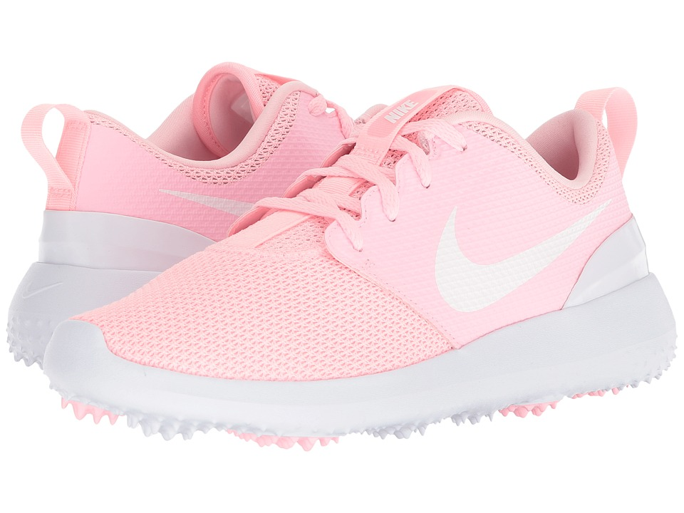 Nike Golf Roshe G (Arctic Punch/White) Women's Golf Shoes