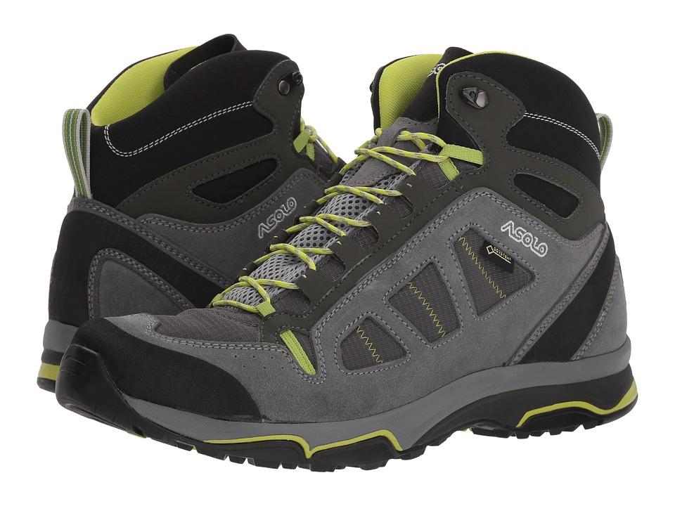 Asolo - Megaton Mid GV MM (Grey/Graphite) Mens Boots