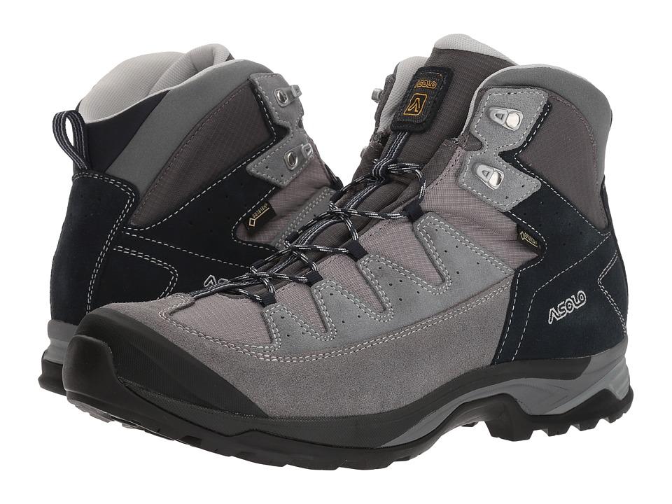 Asolo Liquid GV MM (Donkey/Blueberry) Men's Boots