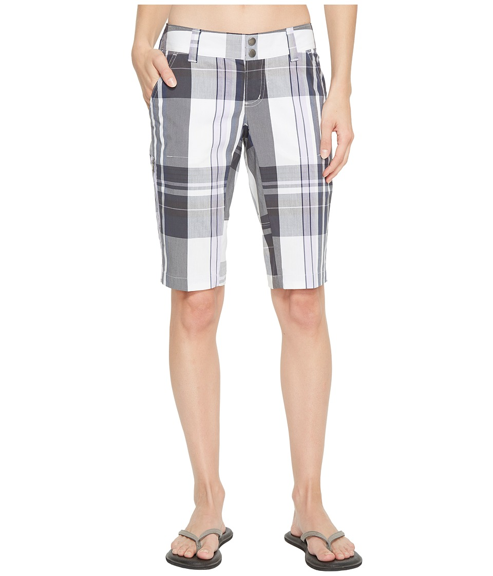 Columbia Saturday Trailtm II Plaid Short (Soft Violet Plaid) Women