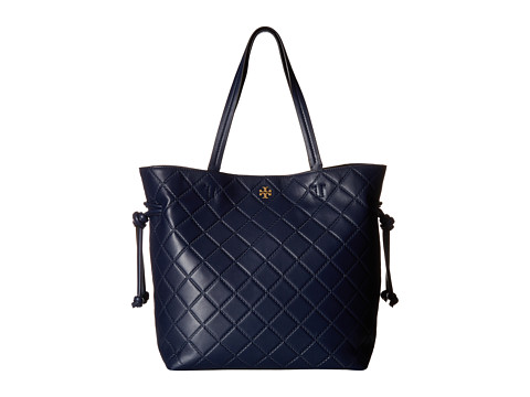 Tory Burch Georgia Slouchy Tote - Royal Navy