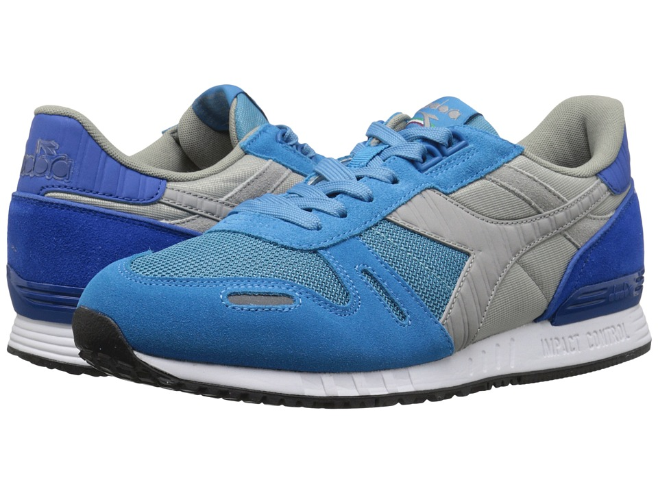 Diadora Titan II (Bluejay/Paloma Grey) Athletic Shoes