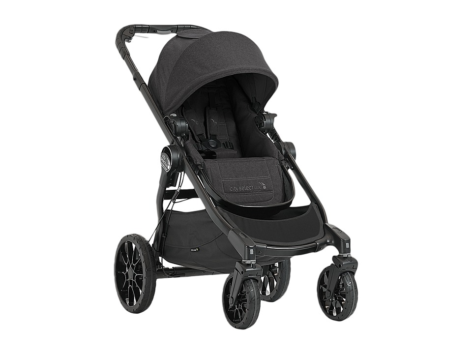 Baby Jogger - City Select - LUX (Granite) Strollers Travel