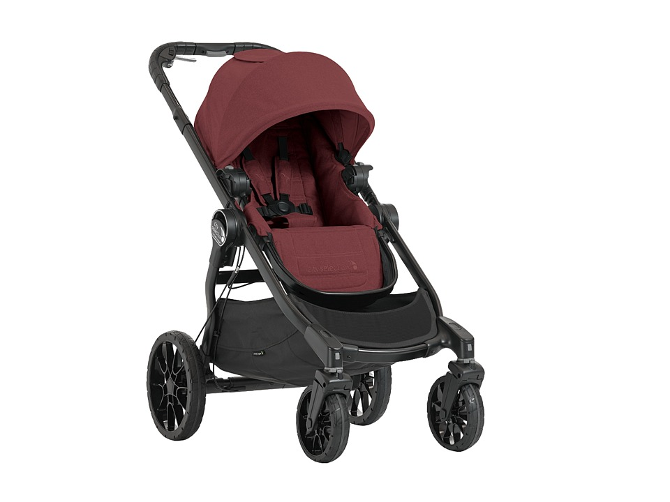 Image of Baby Jogger - City Select - LUX (Port) Strollers Travel