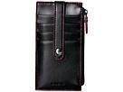 Lodis Accessories Audrey RFID 5 Credit Card Case w/Zipper Pocket