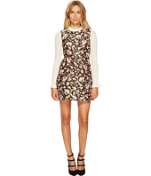 RED VALENTINO - Chelsea Microflower Jacquard Dress