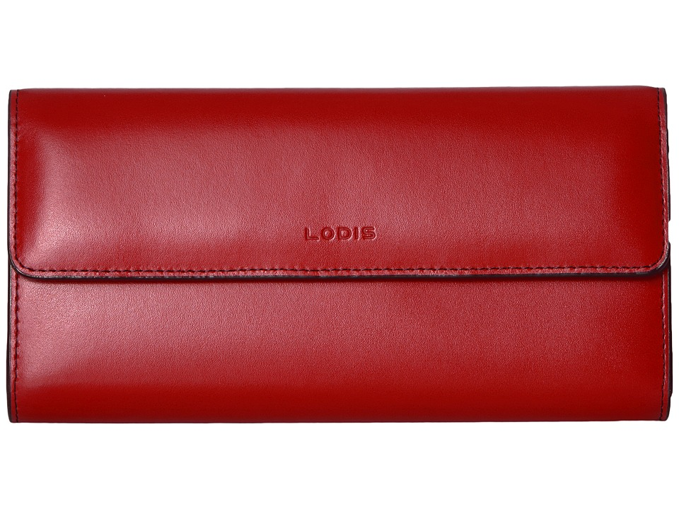 Lodis Accessories - Audrey RFID Checkbook Clutch