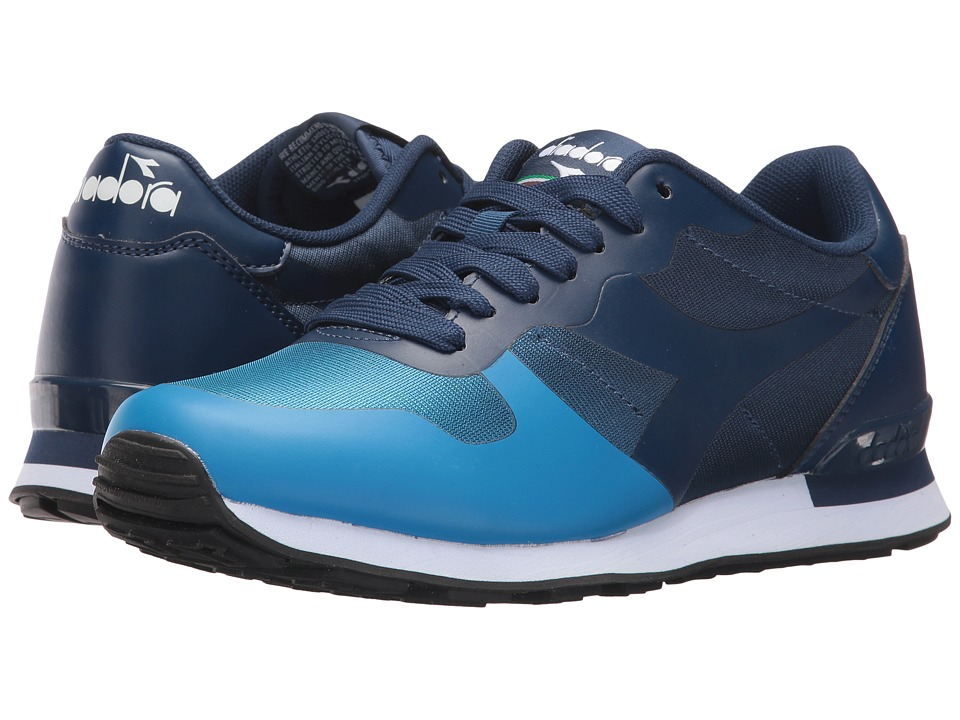 Diadora Camaro MM (French Blue/Estate Blue) Athletic Shoes