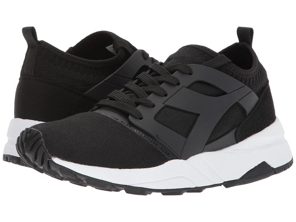 Diadora Evo Aeon (Black) Athletic Shoes