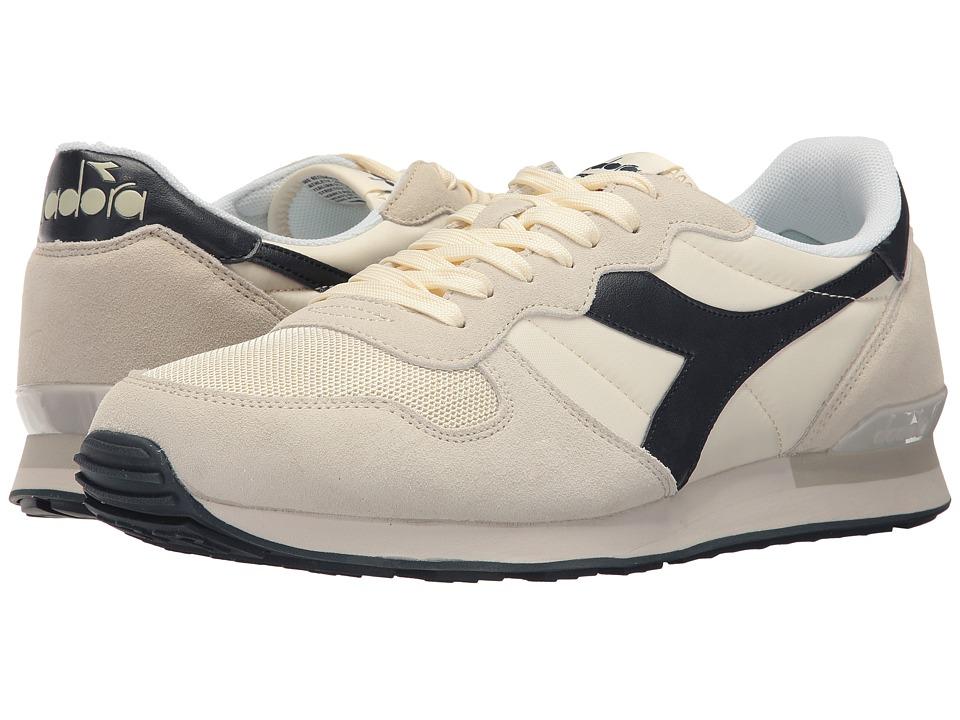 Diadora Camaro (Whisper White/Blue Denim) Athletic Shoes