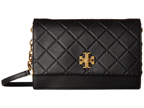 Tory Burch Monroe Shoulder Bag - Black