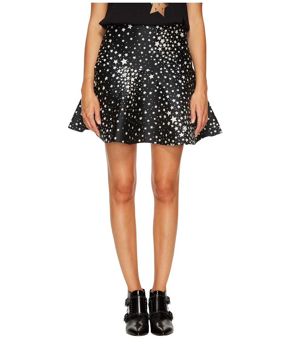 RED VALENTINO - Stardust Jacquard Skirt
