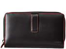 Lodis Accessories Audrey RFID SUV Deluxe Wallet W/ Removable Checkbook
