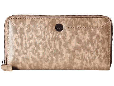 Lodis Accessories Business Chic RFID Ada Zip Wallet - Taupe