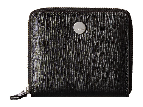 Lodis Accessories Business Chic RFID Amaya Zip French Wallet - Black