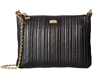 Lodis Accessories Pleasantly Pleated RFID Emily Clutch Crossbody