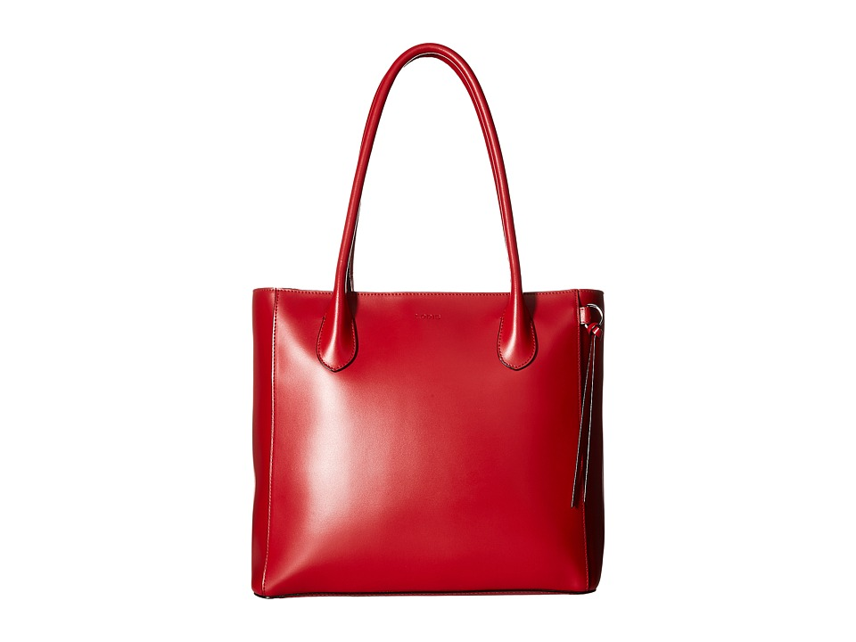 Lodis Accessories - Audrey RFID Cecily Satchel (Red) Satc...