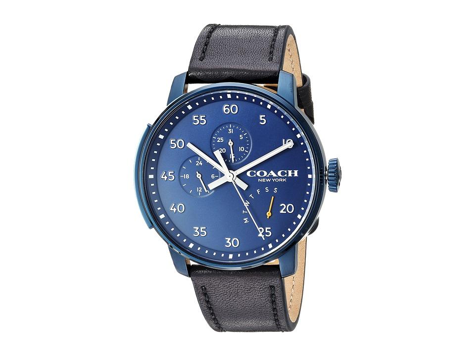 COACH - Bleecker - 14602353 (Black) Watches