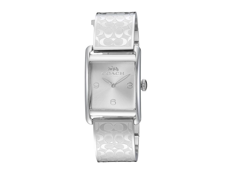 COACH - Renwick Bangle - 14502848 (White) Watches