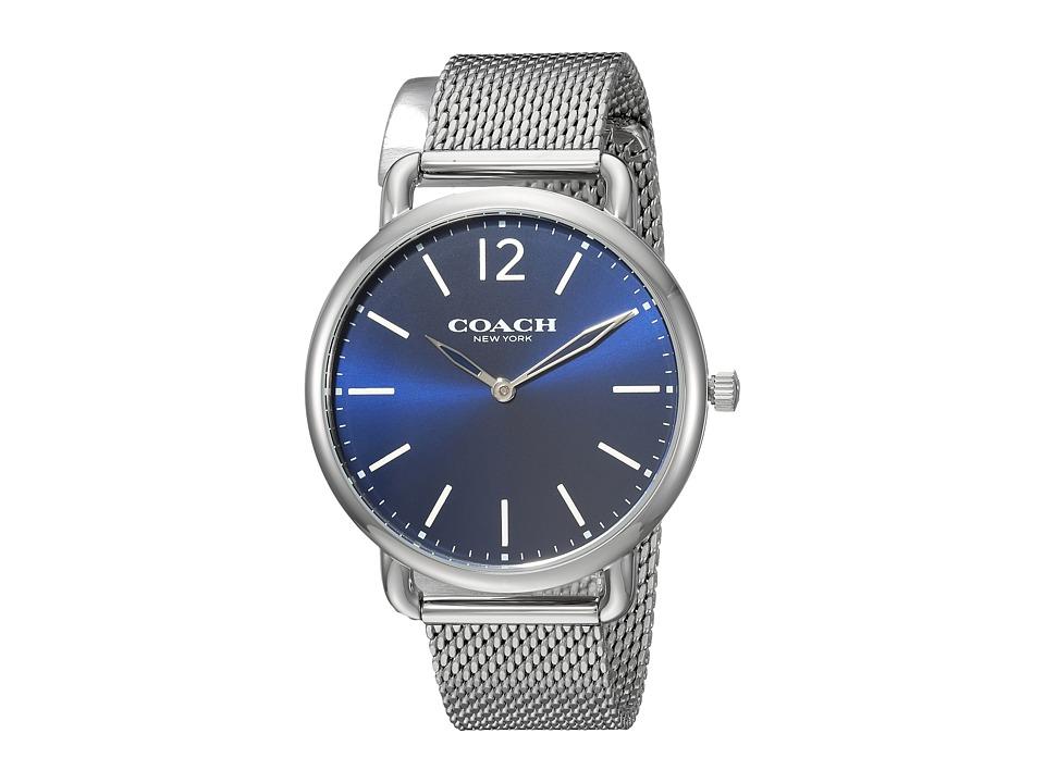 COACH - Delancey Slim - 14602349 (Blue) Watches