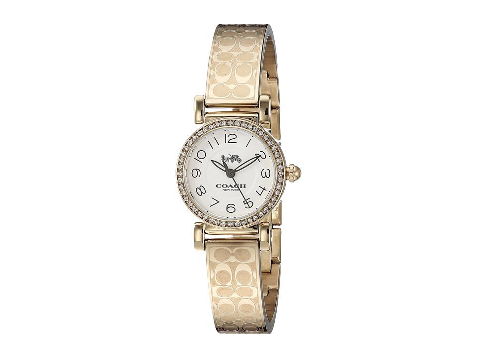 COACH - Madison Bangle - 14502871 (White) Watches