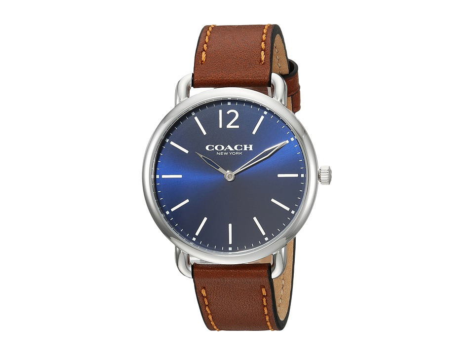 COACH - Delancey Slim - 14602345 (Brown) Watches