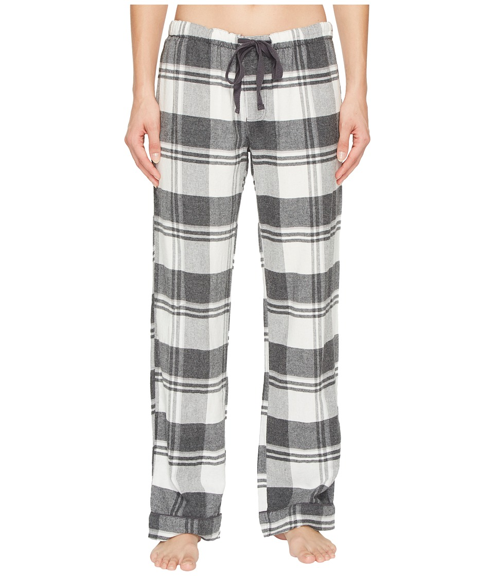 P.J. Salvage - Sleigh All Day Checked Pants