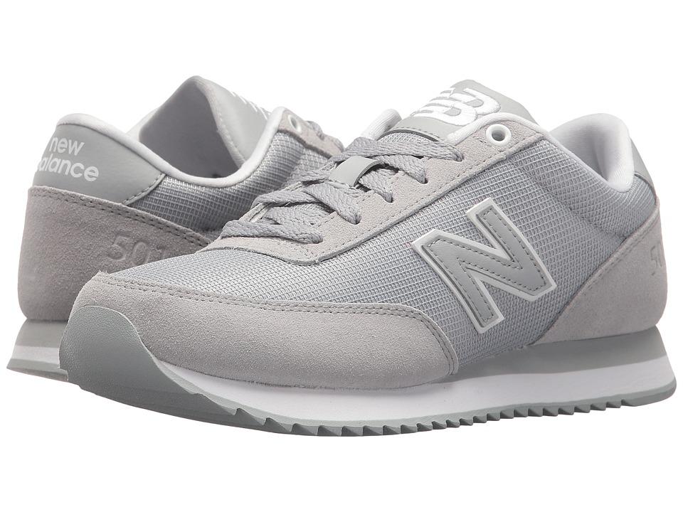 New Balance Classics WZ501v1 (Silver Mink/White) Women's Shoes