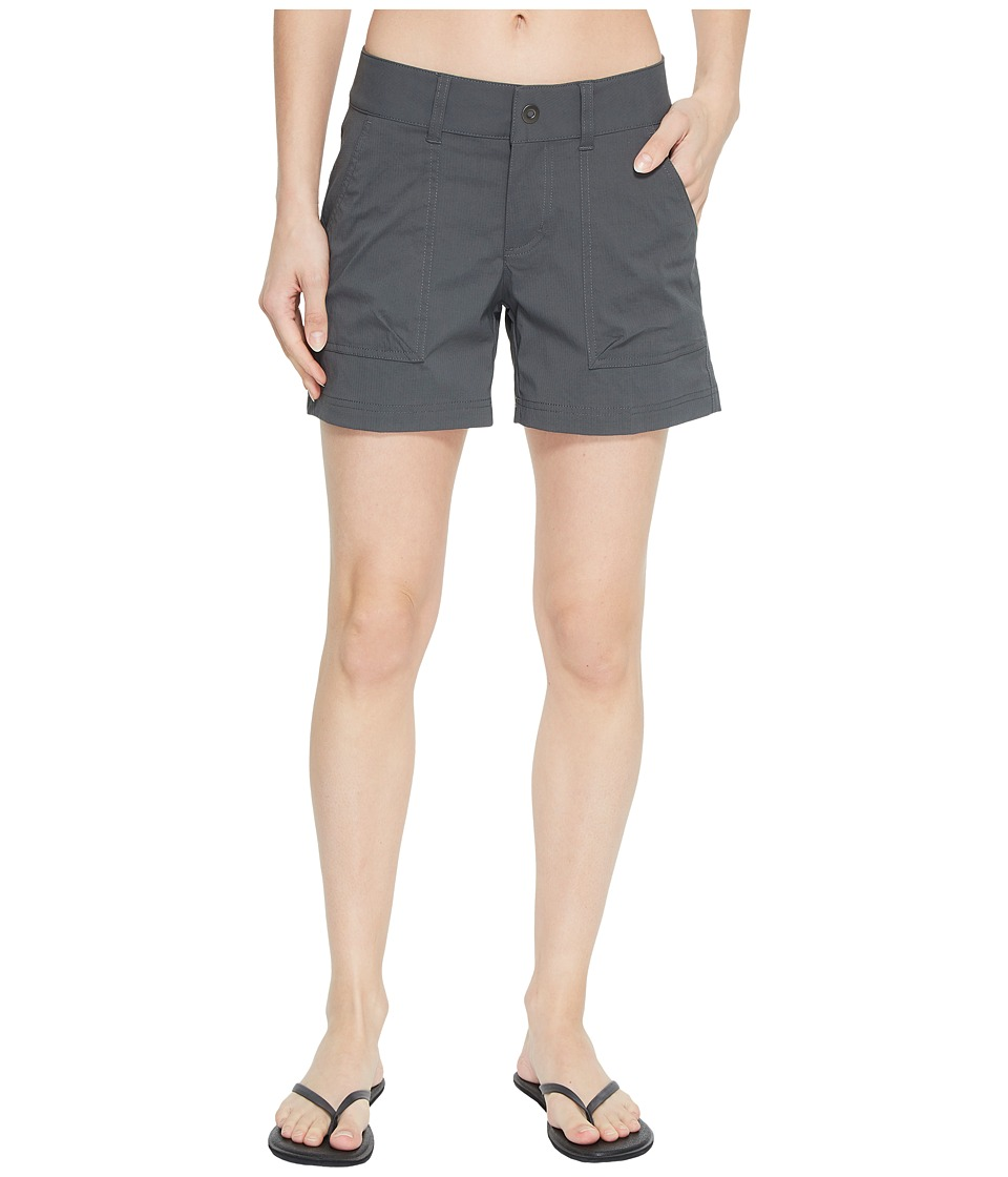 Columbia Silver Ridge Stretch Shorts II (Grill) Women