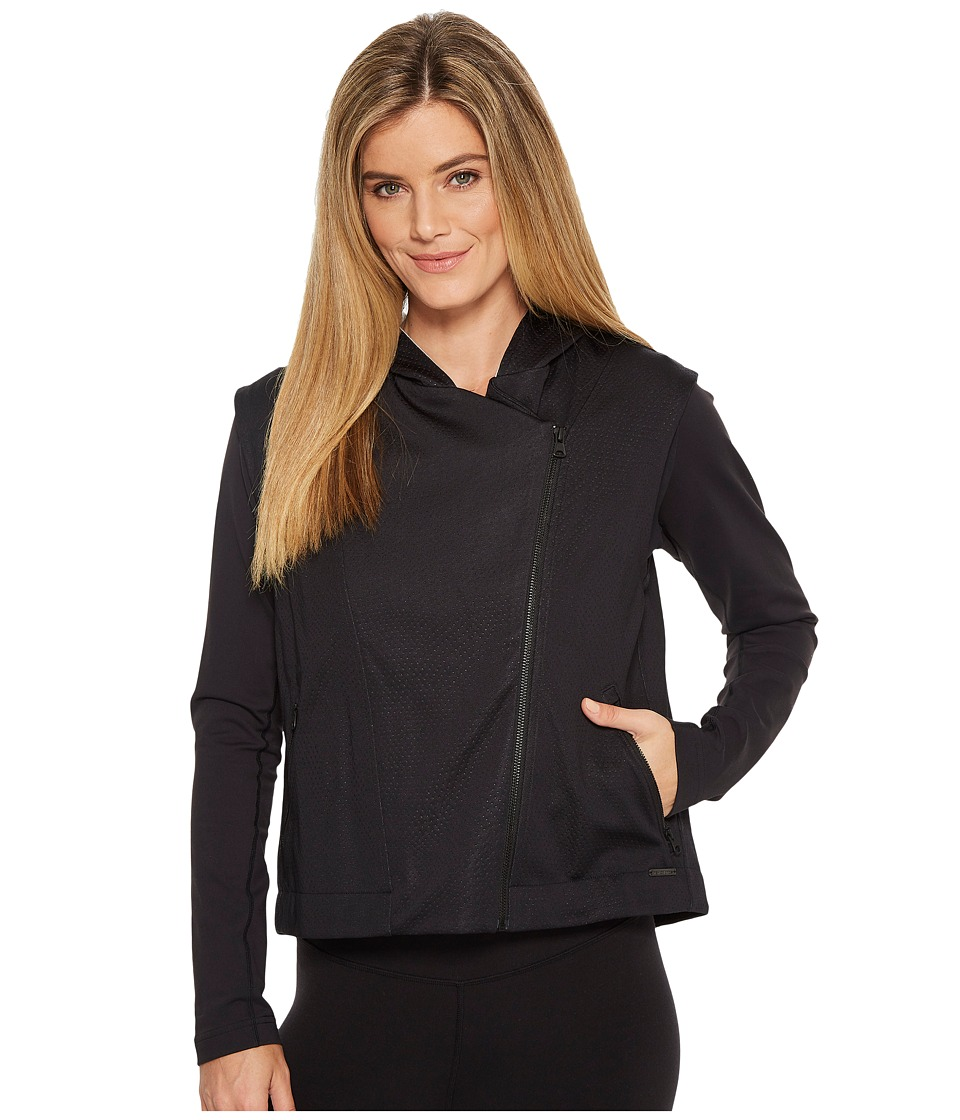 New Balance - Evolve Jacket (Black) Womens Coat
