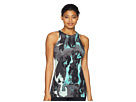 New Balance New Balance Printed Open Back Tank Top