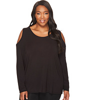 Lysse - Plus Size Cold Shoulder Top