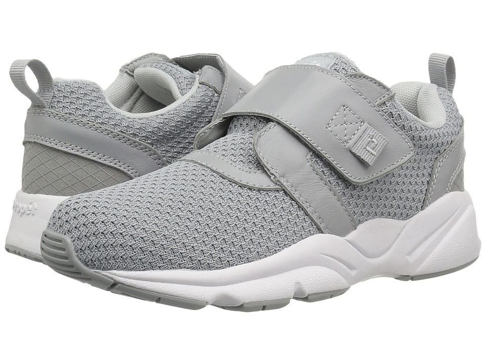 Propet Stability X Strap (Light Grey) Women's Shoes