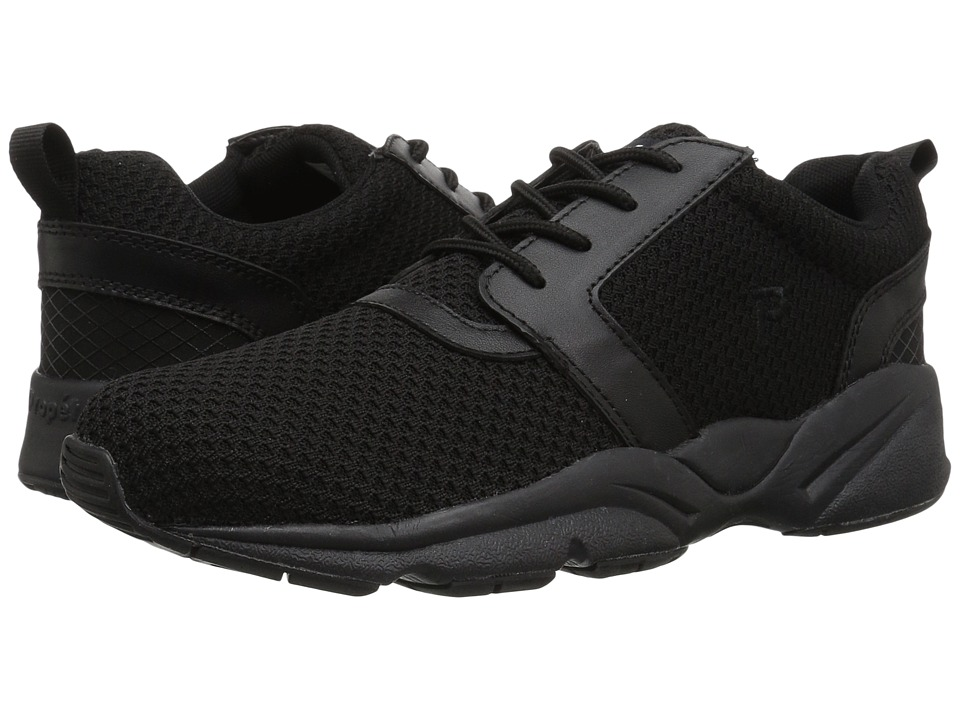 Propet Stability X (Black) Women's Shoes